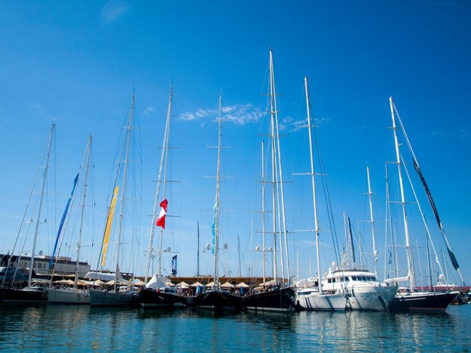 Palma Boat Show 2014 - Photo credit to Joan Colom