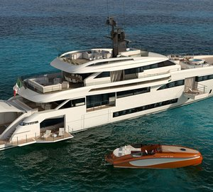New WIDER 165' Yacht by WIDER Yachts taking shape