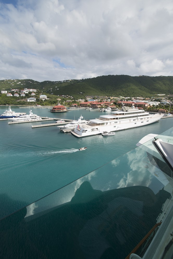 St Thomas in the Caribbean US Virgin Islands