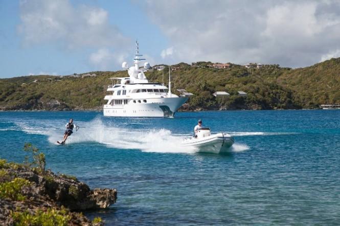 Starfire Yacht - Watersports