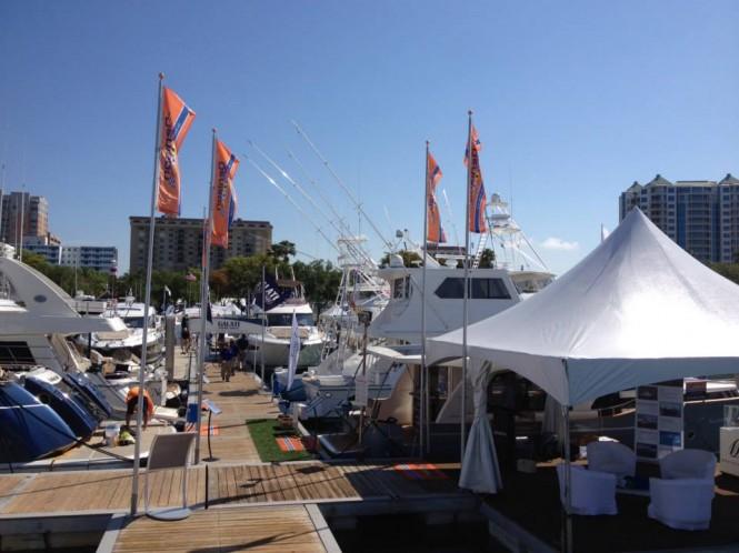 Suncoast Boat Show in Sarasota