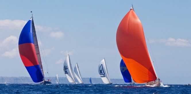Superyacht Cup Palma 2013 - Photo by Jesus Renedo