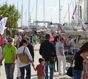A very successful Palma International Boat Show 2014