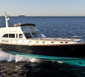New Vicem motor yacht 77 Flybridge sold and delivered