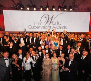 Winners of the World Superyacht Awards 2014