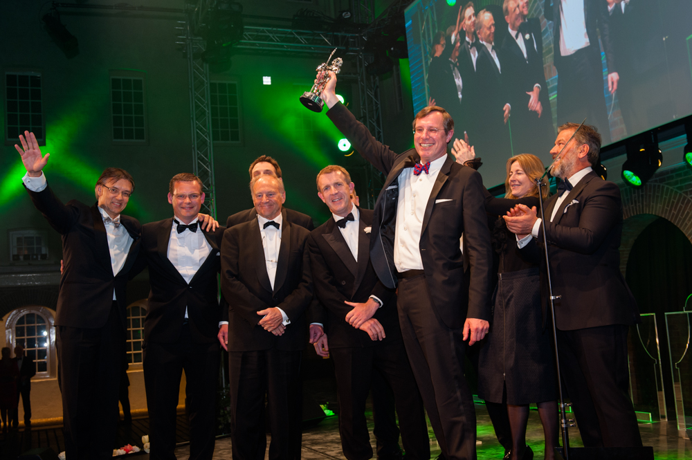 World Superyachts Awards World Superyacht Awards 2014 Ceremony Photo Credits to Mark Sims