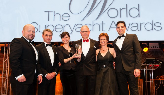 World Superyachts Awards World Superyacht Awards 2014