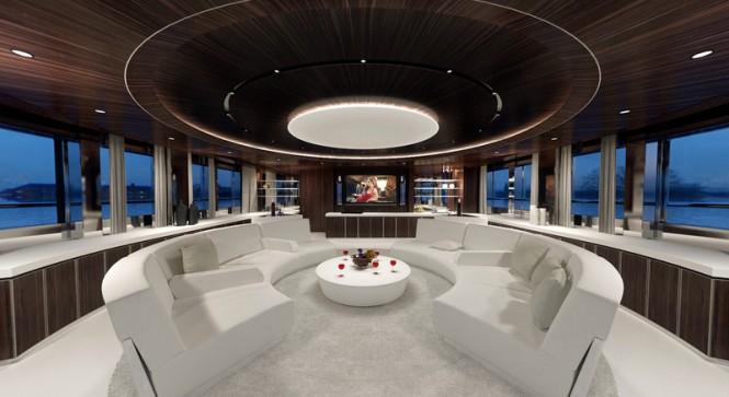 YN 16551 Yacht MY SKY - Lounge