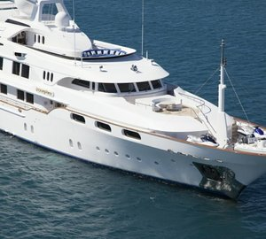 Adriatic Yacht Holiday aboard 54m Benetti Charter Yacht STARFIRE