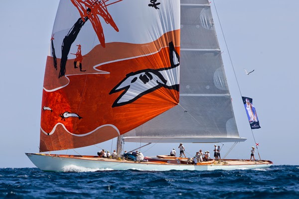 2014 Superyacht Cup Palma - Image credit to www.clairematches.com