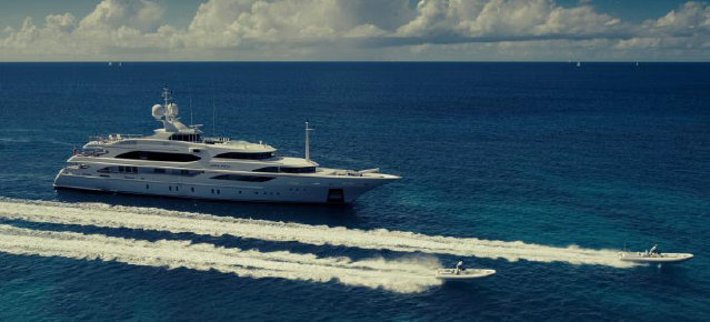 59m Benetti motor yacht MEAMINA introduces Yacht Carbon Offset