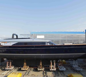Perini Navi Group announces launch of second 60m series sailing yacht PERSEUS³ (P3, hull C.2218)