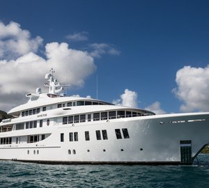 Impressive 66m motor yacht INVICTUS by Delta Marine
