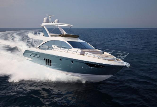 Azimut 50Fly Yacht
