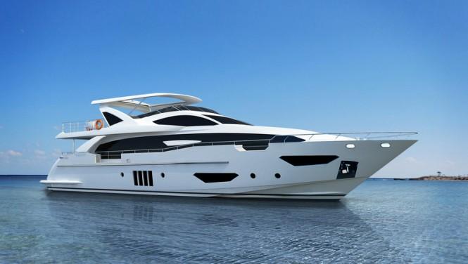 Azimut Grande 95RPH Yacht