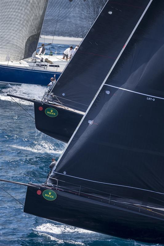 Bowmen calling the start - Photo by Rolex Carlo Borleghi