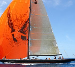 Claasen sailing yacht FIREFLY wins Loro Piana Superyacht Regatta and is listed for sale