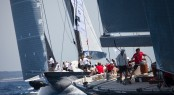 Claasen yachts at the Superyacht Cup Palma 2014 - Photo courtesy of Claasen Shipyards - Stuart Pearce