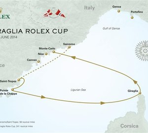 Giraglia Rolex Cup 2014 to kick off tomorrow