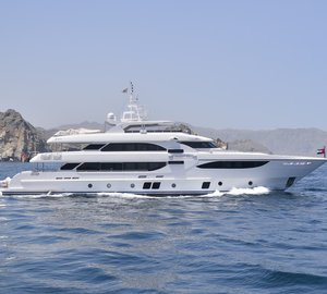 Gulf Craft releases new virtual tour for motor yacht Majesty 135