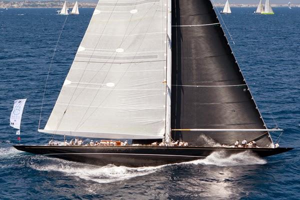 HANUMAN superyacht - Image by Claire Matches