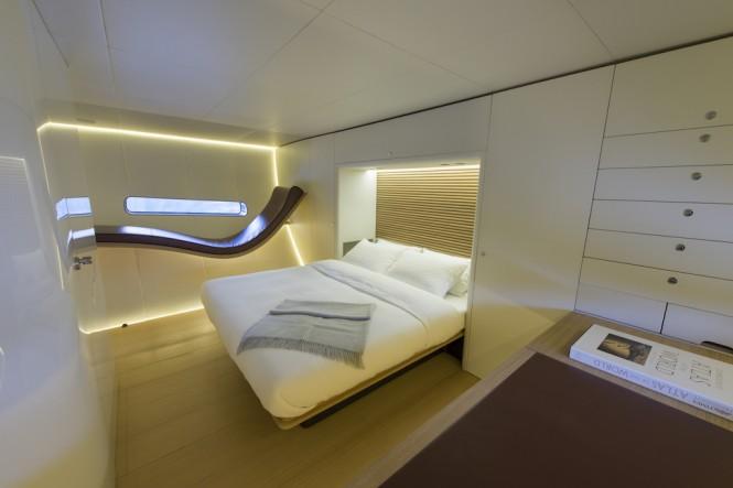 IGUAZU Yacht interior