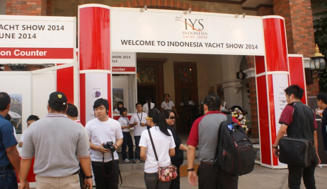 Indonesia Yacht Show 2014