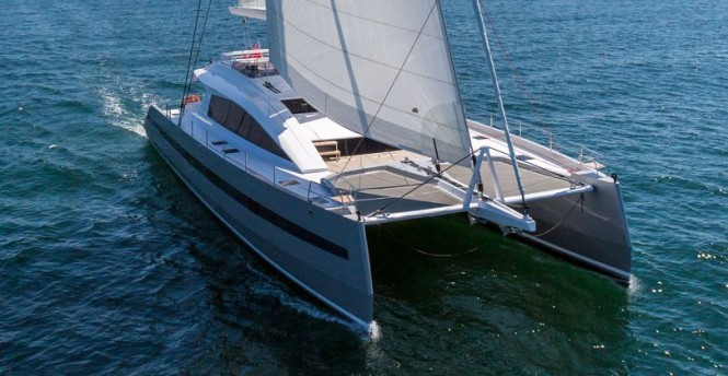 JFA Long Island 85 Yacht WindQuest