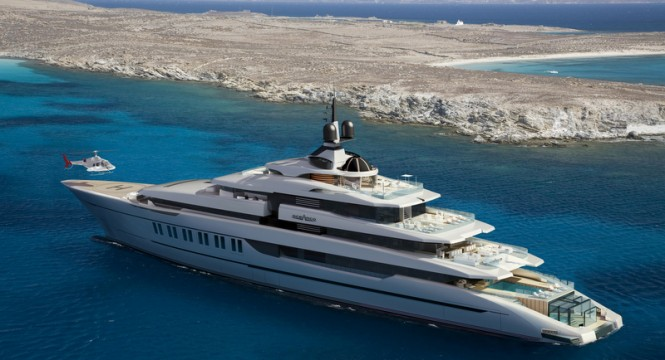 Luxury motor yacht Primadonna (DP028)