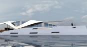 Luxury power catamaran AIR 99 by Oxygene Yachts