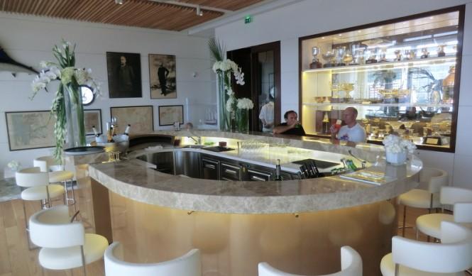 New Yacht Club de Monaco - Bar