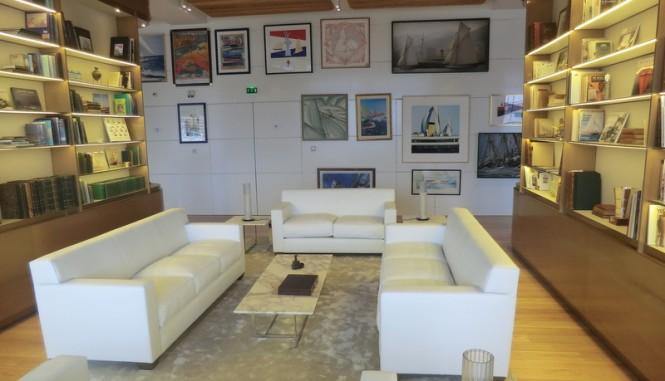 New Yacht Club de Monaco Premises