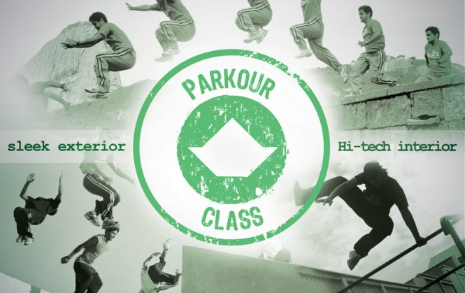 Parkour Class - Credits Pastrovich