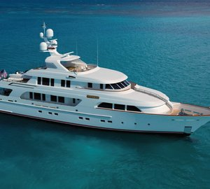 New 40m motor yacht ONIKA launched by Delta