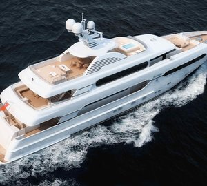 New Sunrise 45m motor yacht SUNSET to be launched in Summer 2014