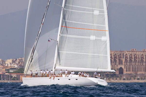 Royal Huisman Sailing Yacht UNFURLED - Photo by Claire Matches