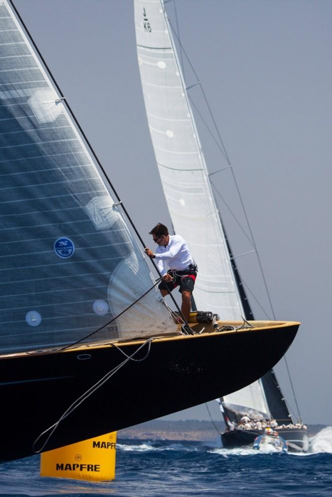 Superyacht Cup Palma 2014 - Photo courtesy of Claasen Shipyards - Stuart Pearce