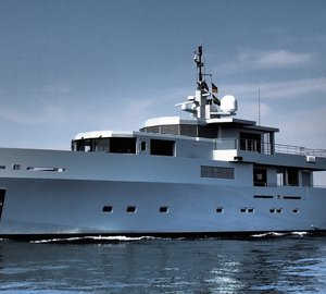 New 37.9m motor yacht SO'MAR launched by Tansu Yachts