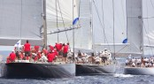 The Superyacht Cup Palma 2014 - Image credit to www.clairematches.com