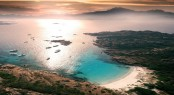 The emerald waters of the Costa Smeralda welcome the Loro Piana Superyacht Regatta 2014 fleet