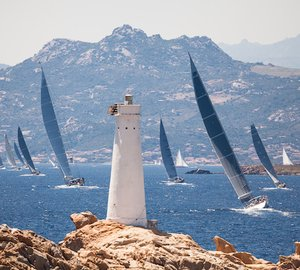 Loro Piana Superyacht Regatta 2014: Day 2 - Embraer Race Day