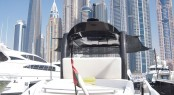 WIDER 42' yacht tender in the fabulous Middle East yacht holiday destination - Dubai