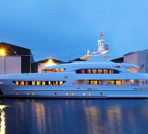 Heesen Yachts announces sale of YN 16847 superyacht Project MARGARITA