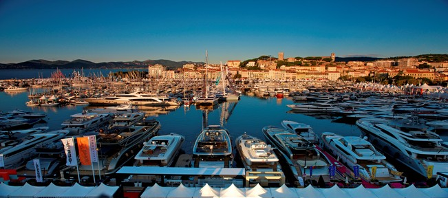 Cannes Yachting Festival 2014, September 9 - 14