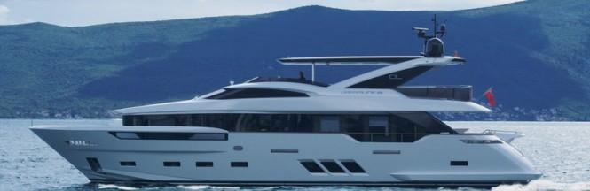 26M DREAMLINE Yacht