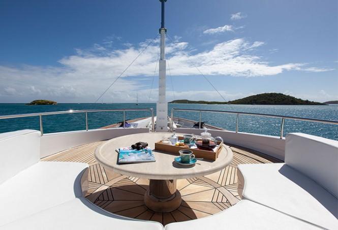 54m Luxury Charter Yacht STARFIRE by Benetti
