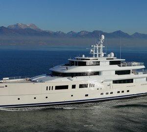 Perini Navi Group to display 73m Picchiotti motor yacht GRACE E at 2014 Monaco Yacht Show
