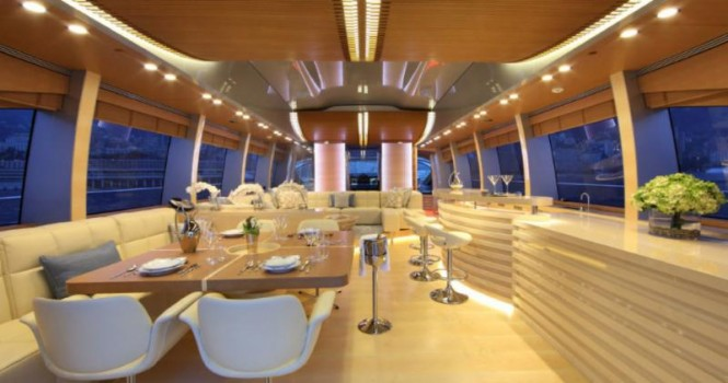 AeroCruiser 38 II FLY superyacht - Interior