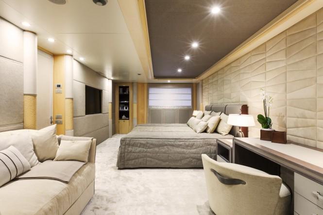 Amore Mio 2 superyacht - Cabin