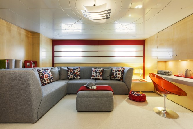 Amore Mio 2 superyacht - Interior